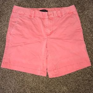 Banana republic shorts size 2 women's